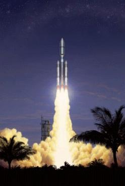démarrer ses projets comme le lancement d'une fusée